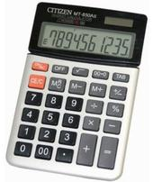 <b>Калькулятор Citizen MT</b>-<b>850AII</b>